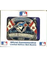 1992 TORONTO BLUE JAYS WORLD series CHAMPIONS B... - $39.99