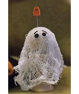 Gus Ghost Pattern+ Spoolkeep (pp504) JABC Just Another Button Co - $9.45