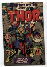 Journey Into Mystery #123-Thor-Marvel-Silver-Age Comic book FN- - $50.44