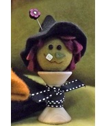 Wendy Witch Pattern+ Spoolkeep (pp503) JABC Just Another Button Co - $9.45