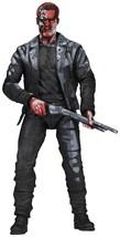 "NECA Terminator 2 T-800 Action Figure Video Game Appearance, 7"" - $25.83"