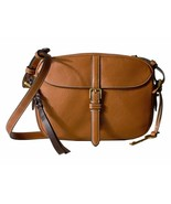 New Fossil Women Kendall Leather Crossbody Bags Variety Colors - $96.99