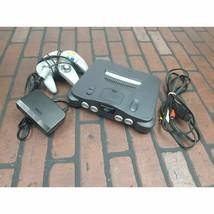 Nintendo 64 NUS-001 Game Console System N64 - $89.09