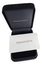 * Tiffany & Co Necklace Presentation Black Suede Box  Blue Box Jewelry S... - $59.00