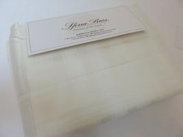 Sferra Emmilla Stripe 4P King Sheet Set Ivory 500tc Egyptian Cotton Italy $670 - $310.35