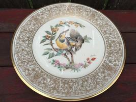 Lenox 1973 Edward Marshall Boehm Birds Meadowlark Plate - $14.80