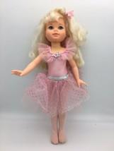 Vintage Hasbro My Beautiful Doll Brenda 1988 Original Pink Tutu Outfit 1... - $29.95