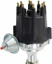 Chevy GMC SBC Pro Series R2R Distributor 262 283 327 350 400 8mm Spark Plug Kit image 2