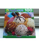 New 100 Piece Jigsaw Puzzle (Ice Cream Sundae) Great for Kids and Adults! - £4.70 GBP
