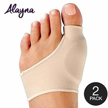 Bunion Corrector and Bunion Relief Sleeve with Gel Bunion Pads Cushion Splint Or