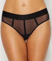 DKNY DARK BLACK Sheers Thong, US XL - $9.90