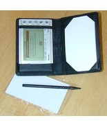 3 lot REX 6000 PDA Stylus +Wallet & Memo Pads Free Ship for Buy-it-Now - $19.69