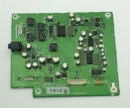 SHARP AUDIO BOARD UNIT DUNTKB158DE02 (KB158DE, SB158WJ), FREE SHIPPING - $14.24