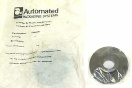 LOT OF 2 NEW AUTOMATED PACKAGING SYSTEMS 56902A1 PULLEY, DRIVE SHAFT