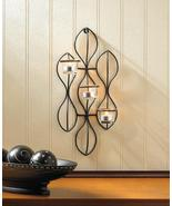 PROPEL Candle Wall Sconce Rounded Contemporary - $23.39