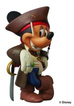 New VCD Mickey Mouse Jack Sparrow ver.2.0 Figur... - $92.86