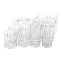 Gibson Home Jewelite 16 Piece Tumbler and Double Old Fashioned Glass Set - $60.95