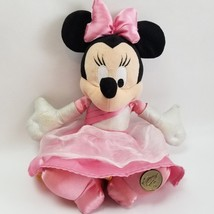 "Disney Parks Minnie Mouse Princess Dress Emblem Coin On Foot 13"" Beauty Pageant - $12.82"