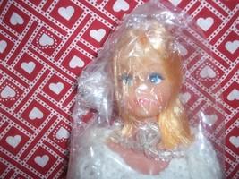 MIP Vintage Barbie Size Clone Doll in Original Bride Bridal Gown in Package - $24.95