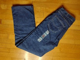 NWT Carhartt 36X36 Relaxed Fit FR Flame Resistant Utility Jeans CAT 2 FR... - $29.99
