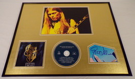 Gregg Allman Signed Framed 16x20 Greatest Hits CD & Photo Display - $280.49