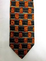 Ermenegildo Zegna Mens Silk Tie - $14.99