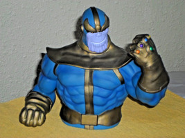 Marvel Thanos PVC Bust Bank - $14.99