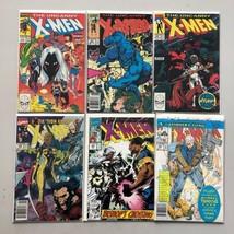 Lot of 6 Uncanny X-Men (1963 1st Series) #253 264 265 272 283 294 FN Fine - $21.78