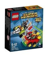 Lego DC Comics Super Heroes Mighty Micros Robin vs. Bane 76062 - $16.99