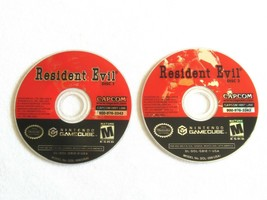 Resident Evil (Nintendo GameCube, 2002) Game Discs 1 & 2 Only Tested Ver... - $9.99