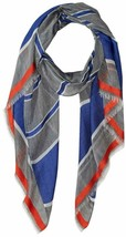 Calvin Klein Women's Striped Chambray Scarf - $51.25