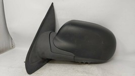 2003-2009 Gmc Envoy Driver Left Side View Power Door Mirror Black 63555 - $111.68