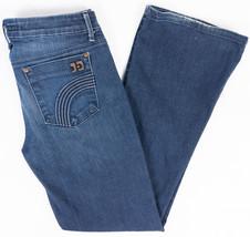 Joe's Rocker Bootcut Womens Jeans Faded Dark Wash Size 31/32 - $19.57