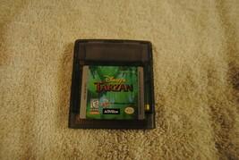 Disney's Tarzan (Nintendo Game Boy Color, 1999 Game Only ~ Super Fun - $24.06 CAD