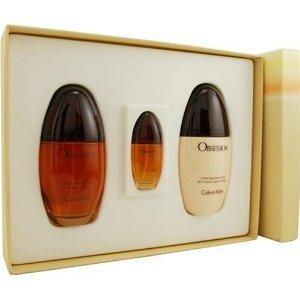 Calvin klein obsession perfume set  2