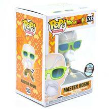 Funko Pop Dragon Ball Super Master Roshi Max Power Specialty Series #533 image 5