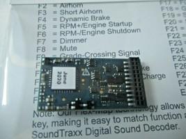 Soundtraxx 885809 Tsunami 2 TSU-PNEM8 Sound Decoder EMD Diesel, 8 Function image 1