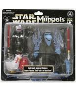 Disney Star Wars Weekends 2013 Muppets Uncle Deadly Gonzo Figure Darth V... - $59.39