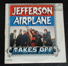 Jefferson Airplane Takes Off mono vinyl record album - £7.21 GBP
