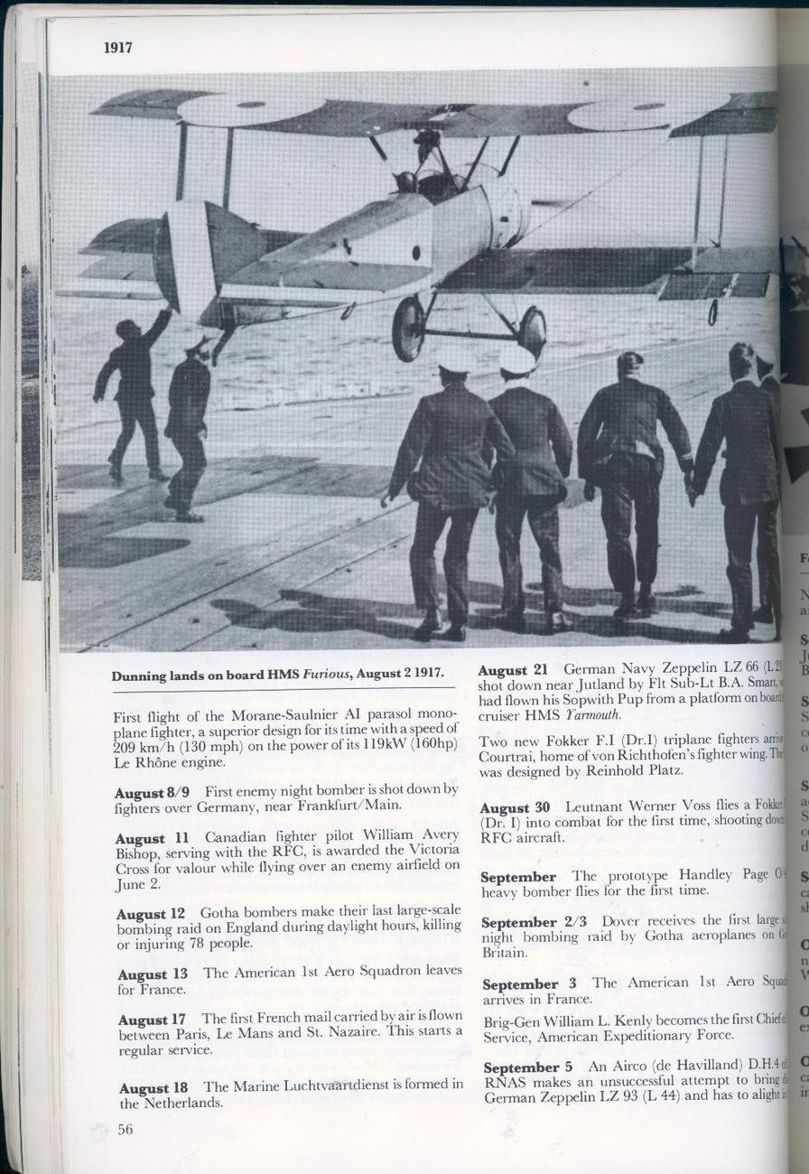 MILESTONES OF FLIGHT - 1983 trade pb - aerospace chronology