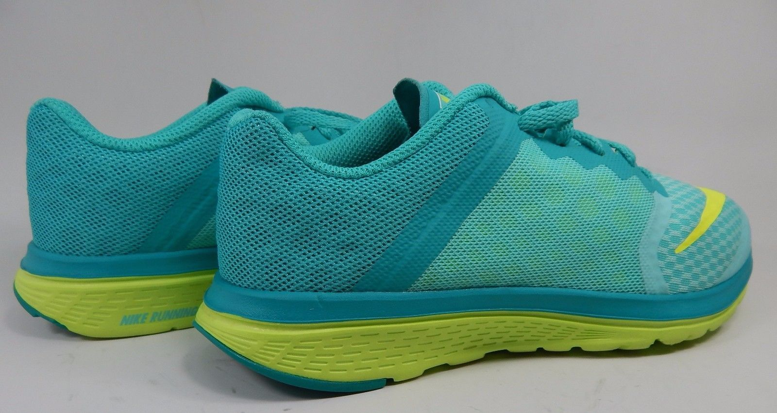 Nike FS Lite Run 3 Women's Running Shoes Size US 7 M (B) EU 38 Green 807145-300