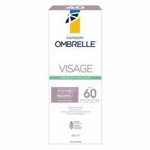 2X Garnier Ombrelle Face Anti-shine Cream SPF60 90ml Each Fresh Long Exp. - $38.36