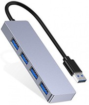 VANMASS USB Hub Adapter, 4-in-1 USB Splitter With 4 USB 3.0 Ports, High-... - $40.42