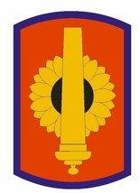 130th Field Artillery Brigade Sticker Military Armed Forces Sticker Decal M100 - $1.45+
