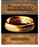 The Lord of the Rings: Extended Trilogy [Blu-ray Disc, 2011, 15-Disc Set] - $49.95