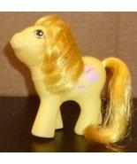 Vintage G1 My Little Pony MLP Baby CRUMPET - $37.19