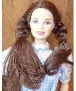 WIZARD OF OZ Mattel Barbie Doll DOROTHY wearing dress only - $44.17