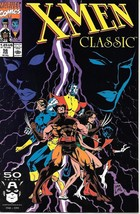 X-Men Classic Comic Book #56 Marvel Comics 1991 VERY FINE- NEW UNREAD - $1.99