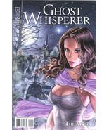Ghost Whisperer Comic Book #1 A IDW 2008 NEAR MINT NEW UNREAD - $4.99