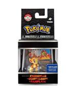 Pokemon Trainer's Choice Chimchar mini figure w/ display case - $15.99